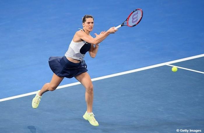 WTA Brisbane: fuori la Bacsinszky, avanti Petkovic e Cibulkova