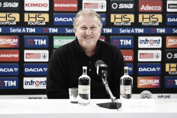 Ídolo na Udinese, Zico revela que esteve próximo de defender Milan