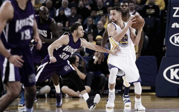 NBA - L'atipicità del secondo quarto di Golden State-Sacramento