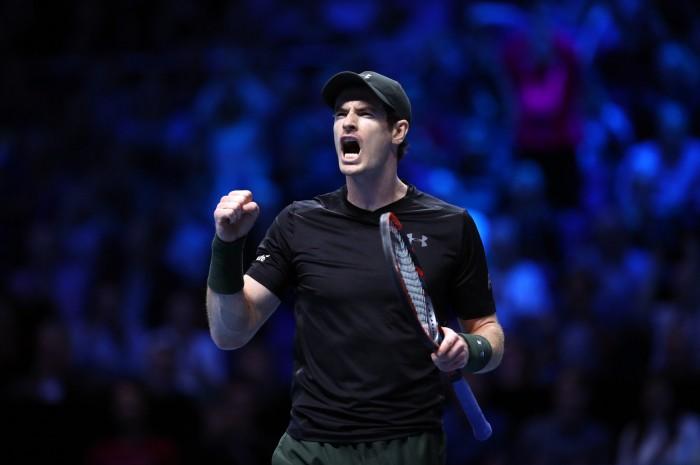 ATP Finals - Murray spegne l'ardore del guerriero Nishikori, semifinale vicina