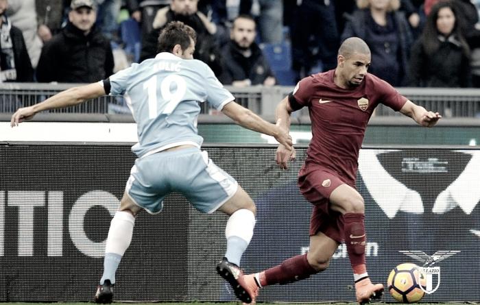 """Derrotado no Derby, Senad Lulic atacaRüdiger: """"Se acha um fenômeno"""""""