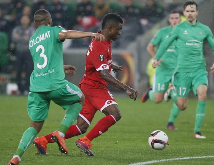 Europa League: noioso 0-0 tra Saint Etienne e Mainz, pochi gli squilli