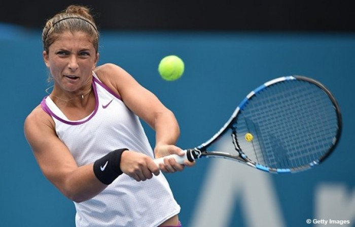 WTA Sydney, Errani piega Jankovic