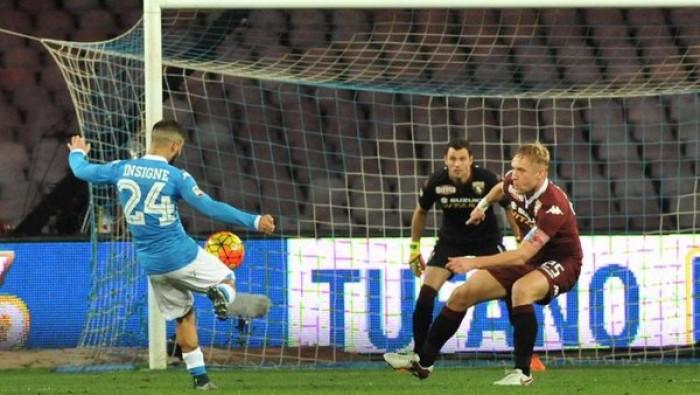Live Torino - Napoli, Serie A 2015/16  (1-2): Napoli ad un passo dalla Champions