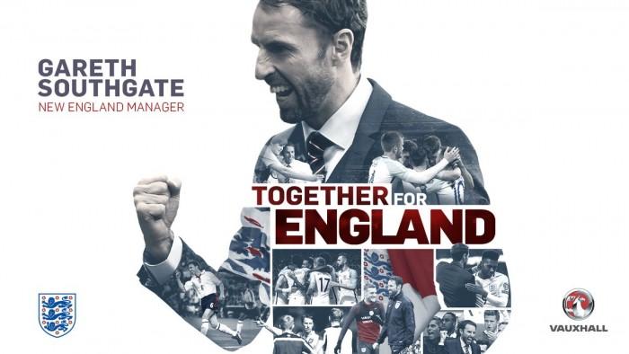 Inghilterra, Southgate è ufficialmente CT: contratto fino a Euro 2020