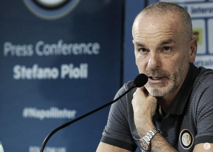 """Inter, Pioli è pronto: """"Sognare è bello, ma pericoloso. Concentrati sul lavoro per crescere"""""""
