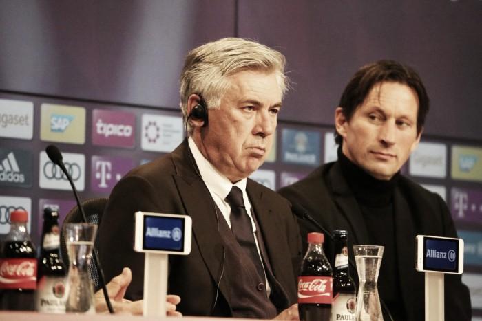 """Ancelotti: """"Ha sido un partido intenso"""""""