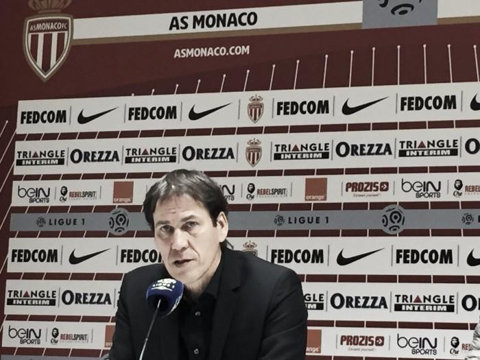 """Rudi Garcia: """"El Mónaco está en plena confianza"""""""