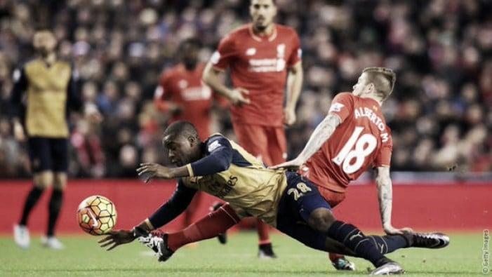 Che bello il calcio ad Anfield! Firmino e Giroud fanno 3-3 tra Liverpool e Arsenal