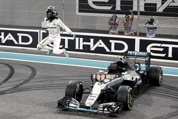 """Nico Rosberg: """"Era mi sueño desde la niñez ganar el título mundial"""""""