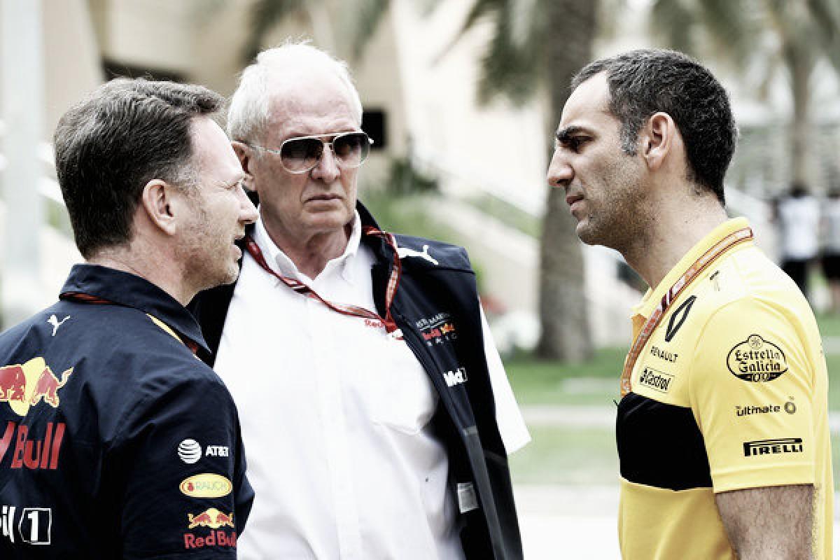 Renault amenaza a Red Bull con dejarles sin motor para 2019