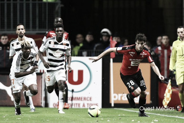 Stade Rennais 2-2 FC Lorient: Hosts respond well after early derby disaster