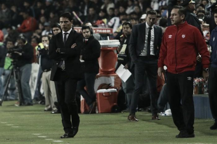 """Alfonso Sosa: """"Nos hemos dejado la vida en cada partido"""""""