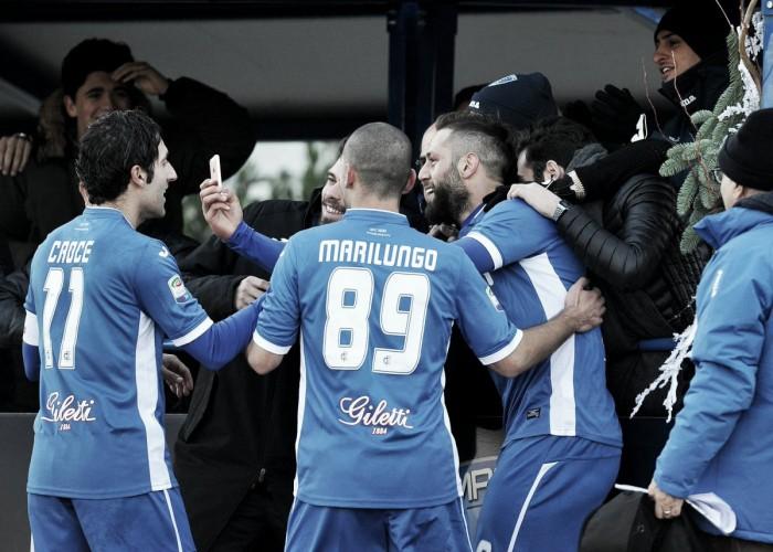 Mchedlidze super, il Cagliari affonda: 2 a 0 ad Empoli