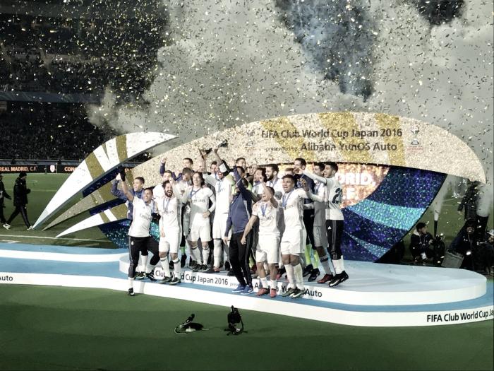 Com hat-trick de CR7, Real Madrid vence Kashima Antlers e conquista título do Mundial de Clubes
