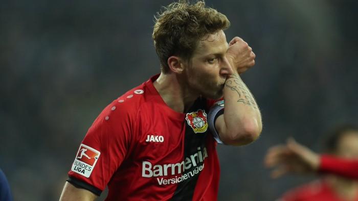 Bundesliga - Kiessling porta in paradiso unLeverkusen bocciato, Schalke KO