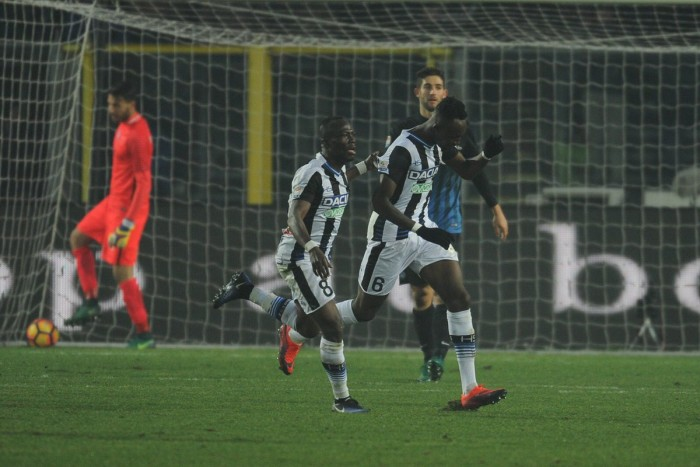 Udinese - Peggior prestazione dell'anno, ma i friulani tirano fuori gli attributi e arrivano comunque i tre punti
