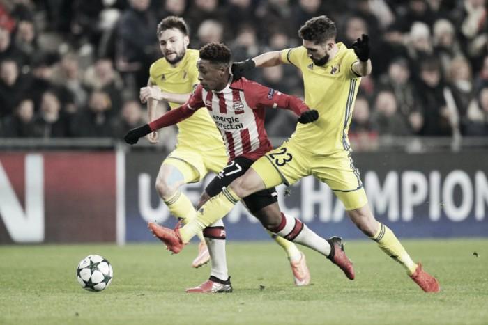 El PSV se queda fuera de Europa