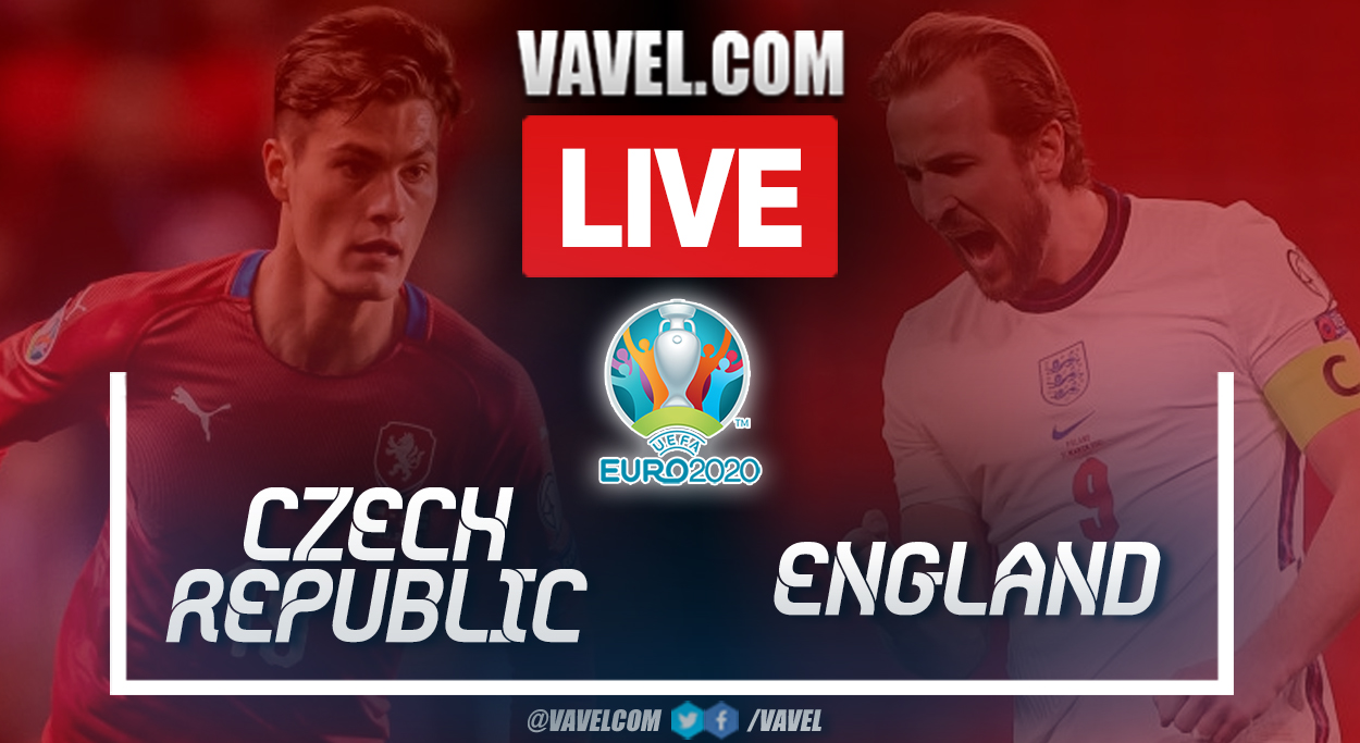 Goals and Highlights: Czech Republic (0-1) England in UEFA Euro 2020