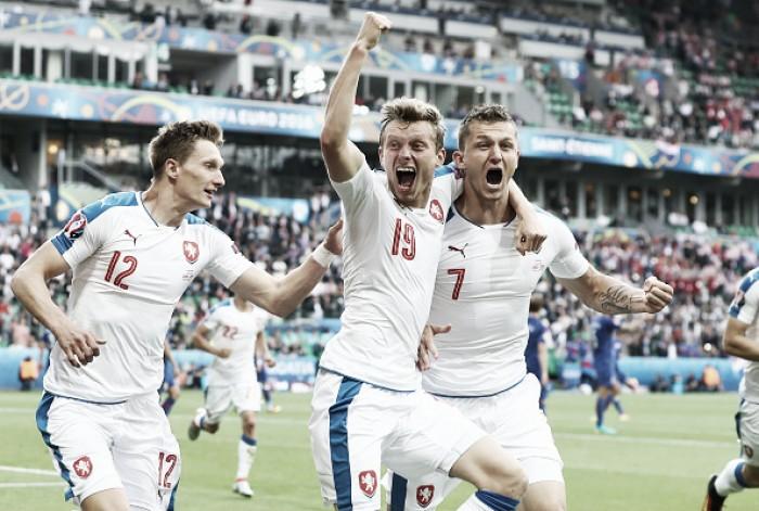 República Tcheca busca empate no fim contra Croácia e sobrevive na Eurocopa