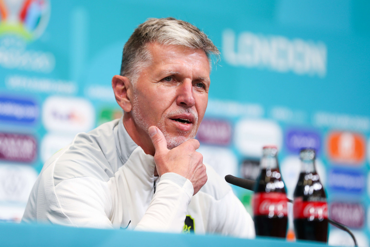 Czech head coach Silhavy expects to see England improvement
