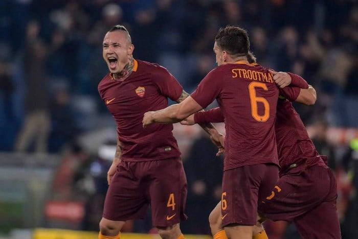Serie A - Niang sbaglia ancora, Nainggolan no: la Roma passa sul Milan (1-0)