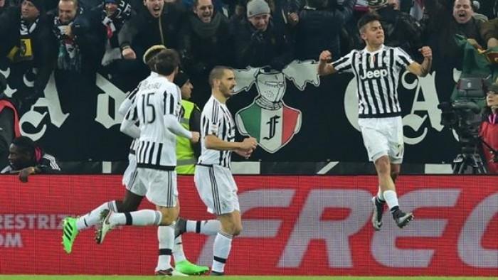 Dybala da sballo, la Juve batte la Roma e fa 11 in fila