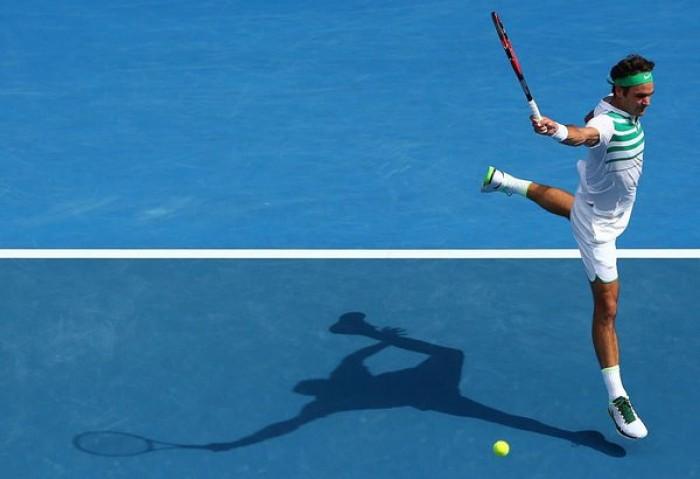 Australian Open, l'eterna bellezza di Federer. Batte Berdych e approda in semifinale