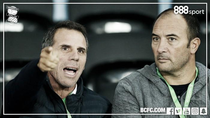 Gianfranco Zola riparte dal Birmingham: è il nuovo allenatore