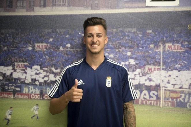 Villacañas jugará esta temporada en el Real Oviedo B