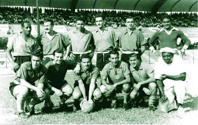 66 años de la máxima goleada que ha propinado Atlético Nacional
