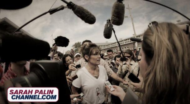 Sarah Palin tendrá su propio canal de televisión