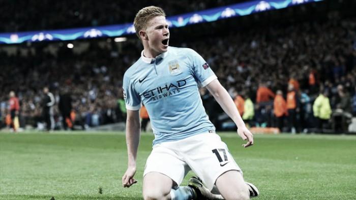 Liga dos Campeões: Manchester City vence Paris Saint-Germain e está nas meias-finais