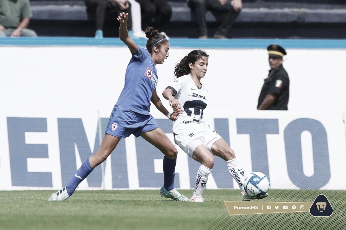 En un vibrante final Cruz Azul vence a Pumas