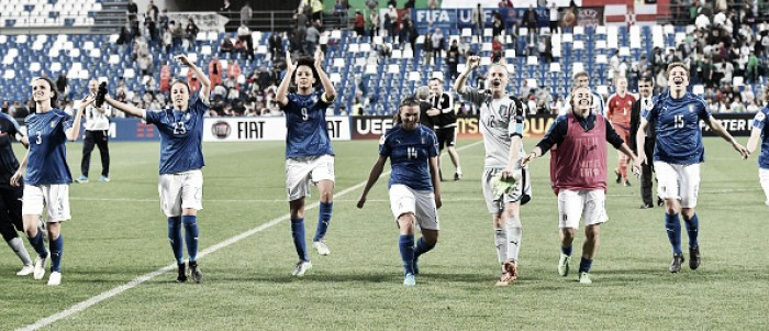 UEFA Euro 2017 Qualifier - Italy 3-1 Northern Ireland: The Azzurrine leave it late