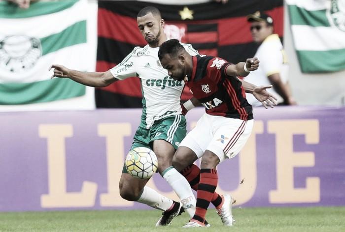 Palmeiras x Flamengo; 30 mil ingressos vendidos e três setores esgotados