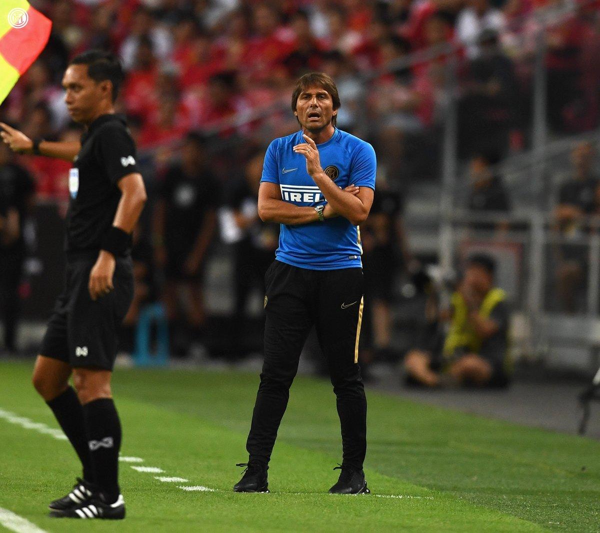 Inter, Conte boccia Perisic ed Icardi allontana l'Arsenal. Lo United dice no a 65 milionni per Lukaku