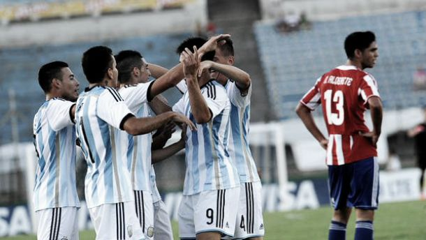 Argentina tuvo revancha