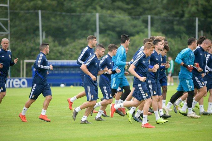 El Real Oviedo 2019/2020 se pone en marcha