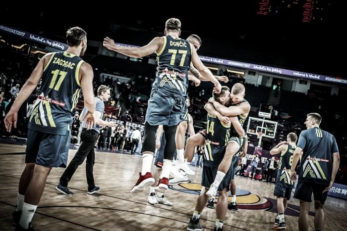EuroBasket 2017, anche la Spagna si inchina davanti alla Slovenia