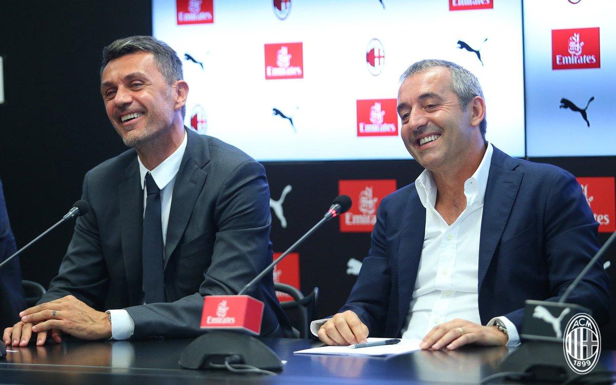 Milan, addio a Giampaolo la dirigenza ha scelto Pioli ma i tifosi già lo contestano