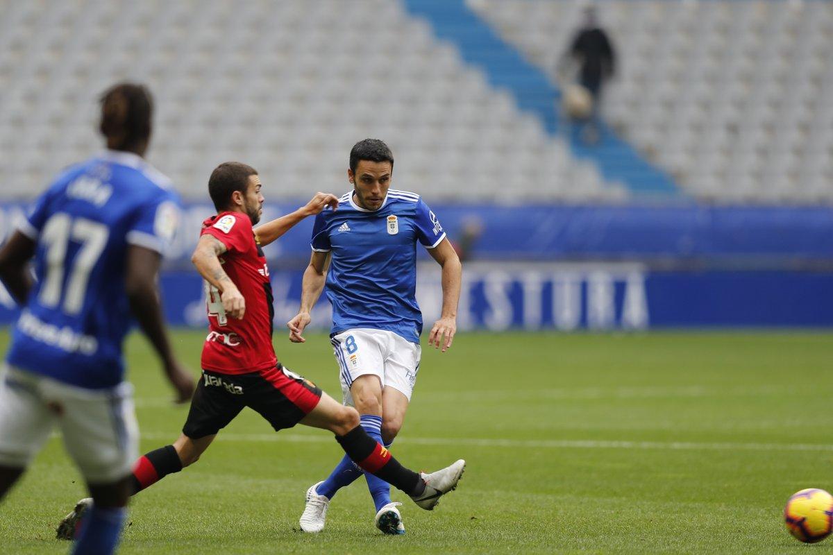 El Real Oviedo trabaja duro en la siguiente temporada