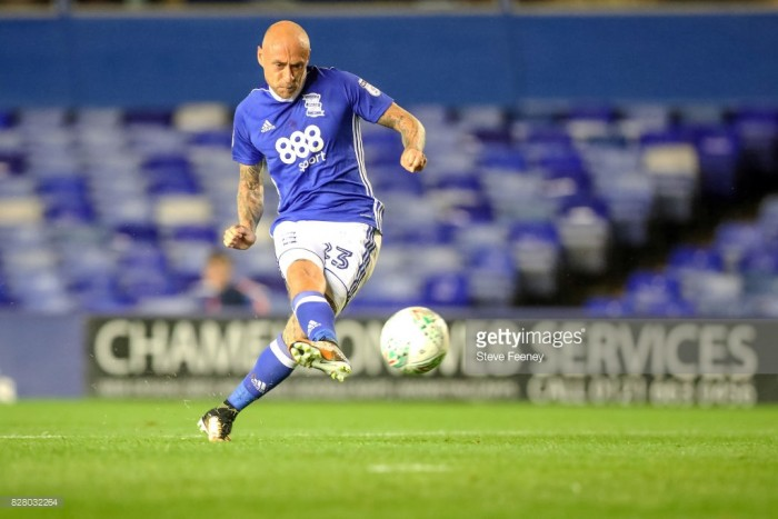 Birmingham City terminate contract of Wales international David Cotterill