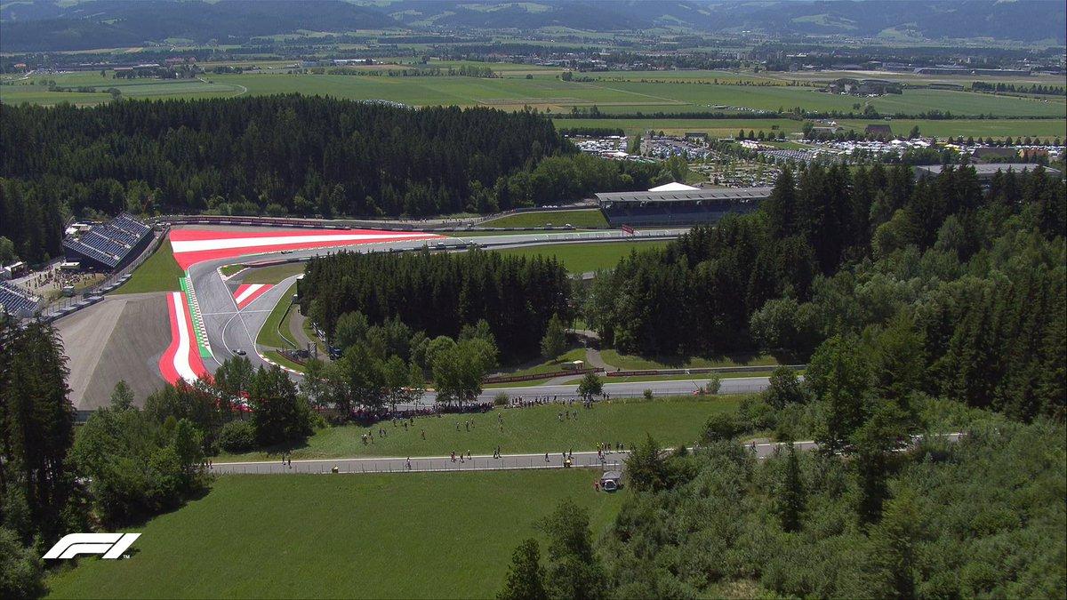 Formula 1 - Gran Premio d'Austria: Hamilton davanti a tutti nelle libere 1