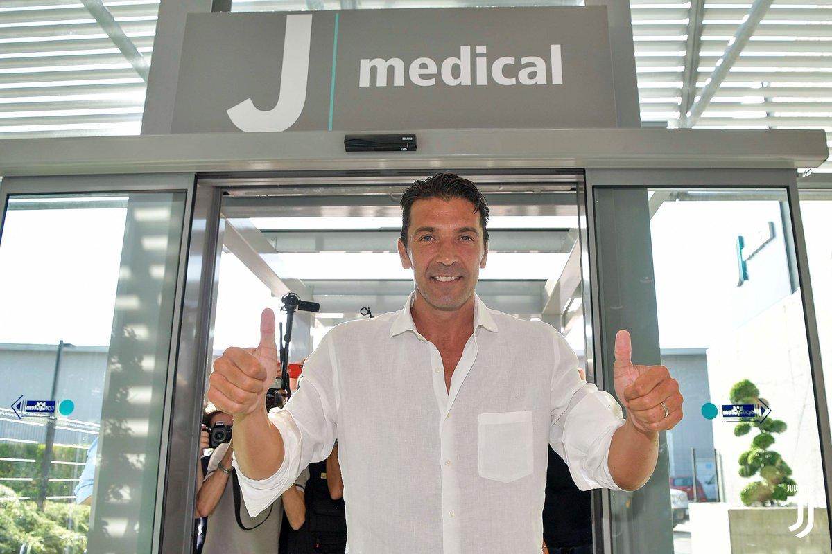 Juventus, il ritorno di Buffon ora è ufficiale: firmato fino al 2020