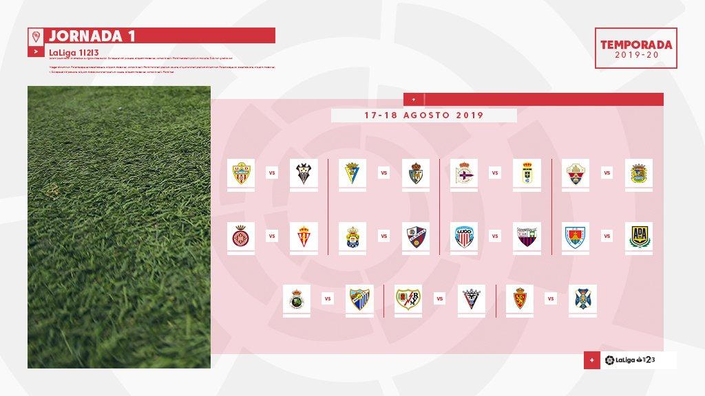 El Real Oviedo ya conoce su calendario