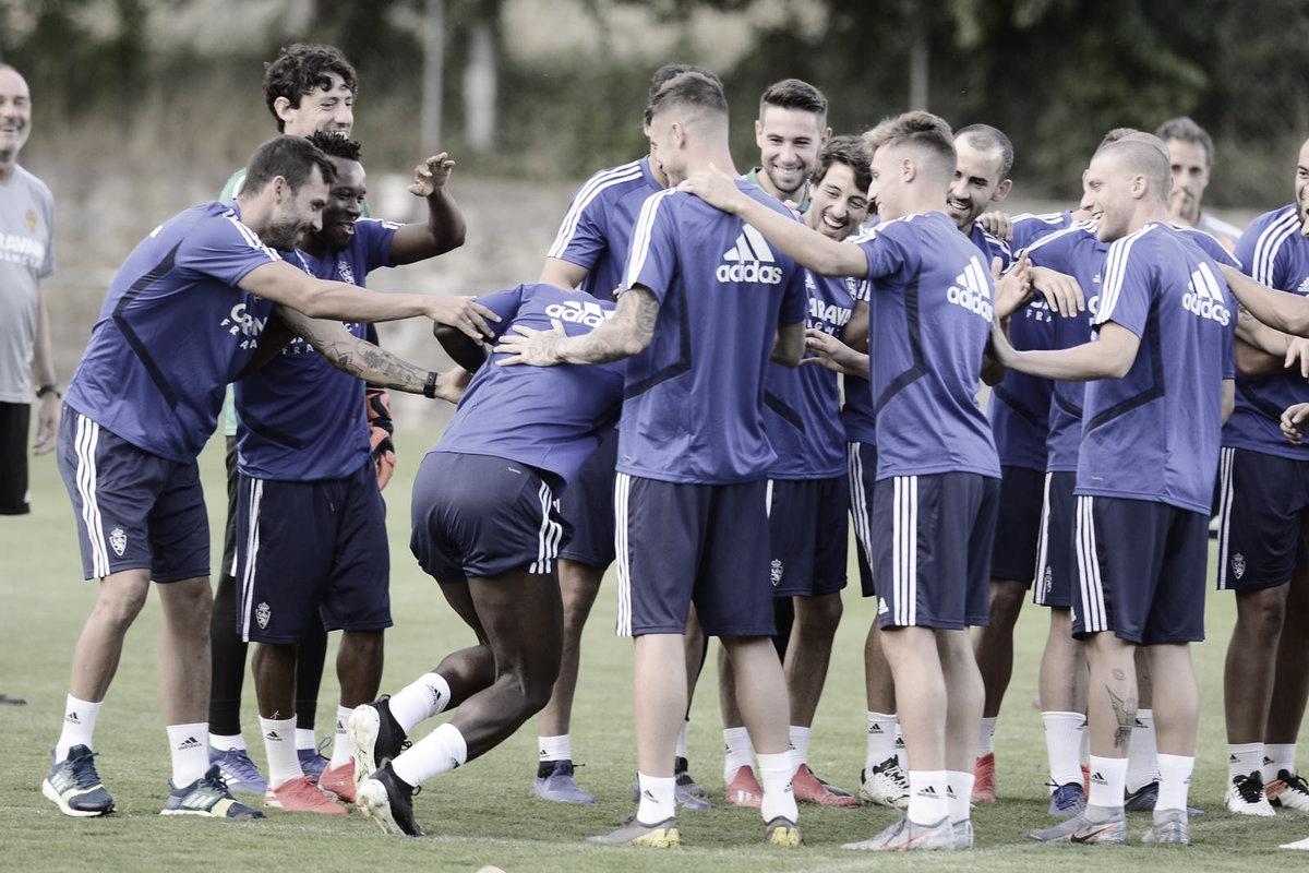 El Real Zaragoza recupera la ilusión