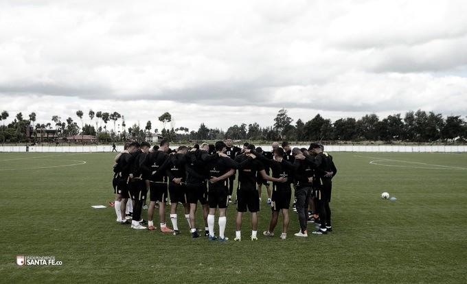 Los convocados por Patricio Camps para enfrentar al Cúcuta Deportivo
