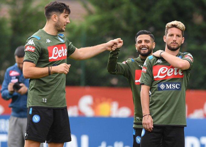 Napoli: per James Rodriguez e Icardi ci vorrà tempo, Ancelotti pensa al cambio di modulo