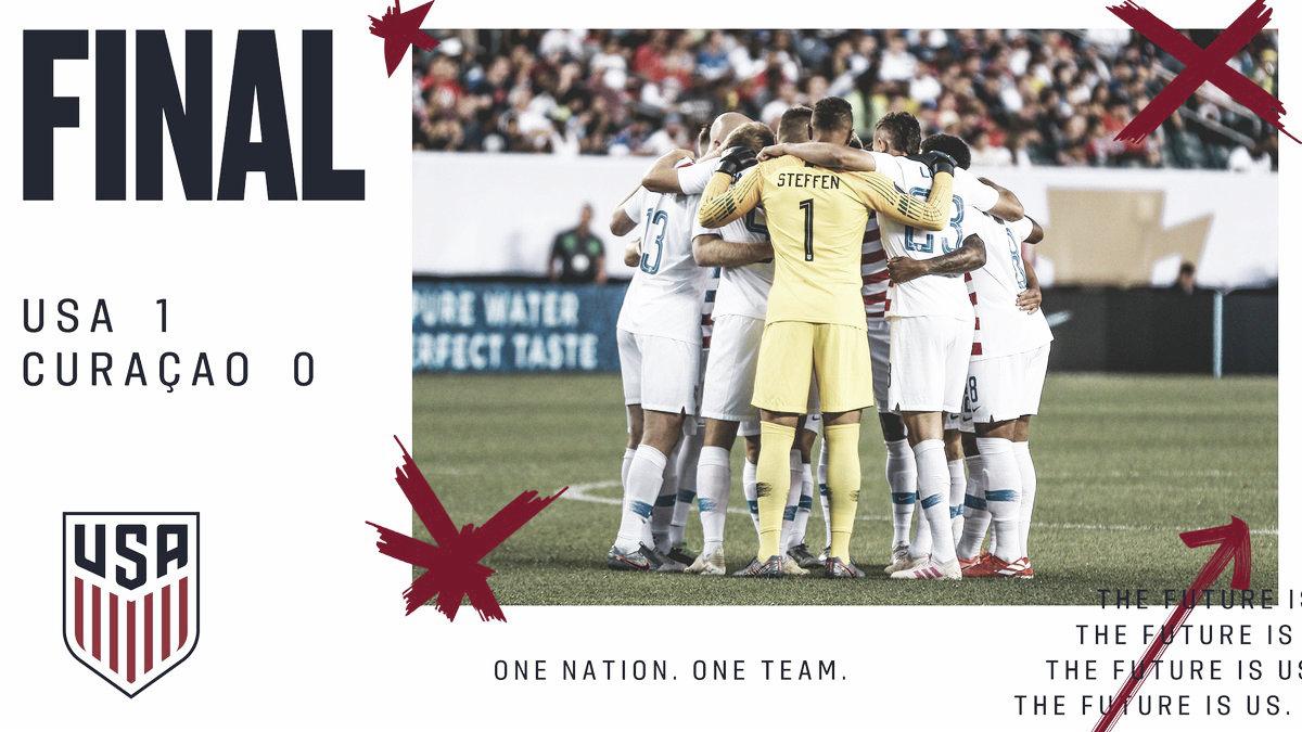Análisis post: el campeón, EEUU, semifinalista de la Copa Oro 2019